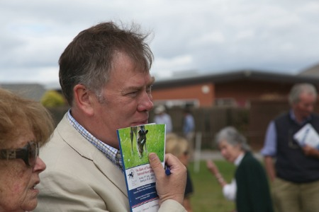 Bloodstock agent Richard Venn